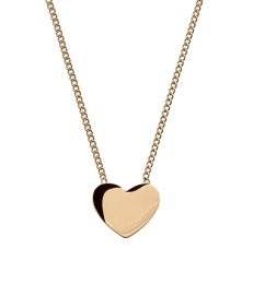 Pure Heart Necklace - Gold
