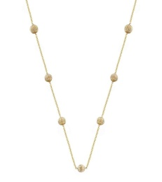 Roselle Necklace Multi - Gold