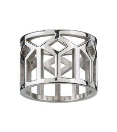 Shirin Ring - Steel