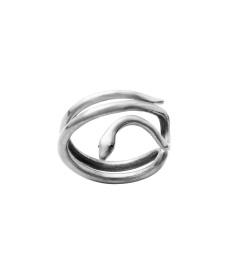 Snake Ring - Steel