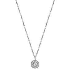 Thassos Necklace Mini - Steel