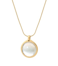 Visions Necklace L - Gold