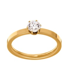 Crown Ring - Gold