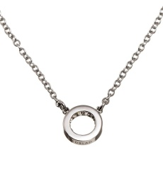 Monaco Necklace Mini - Steel