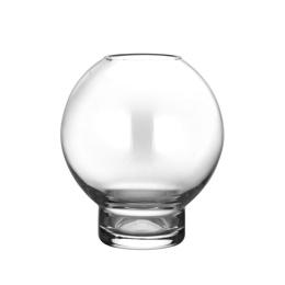 Ljuslykta / Glasvas - Ø 12cm
