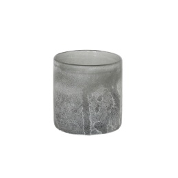 Frost Candleholder S - Grey