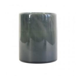 Lyric Candleholder L - Dark Grey