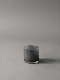 Lyric Candleholder XS - Dark Grey