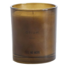 Scented Candle Noir - Opium