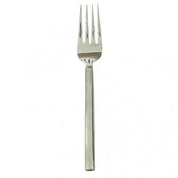 Steel Dinner Fork - Polished