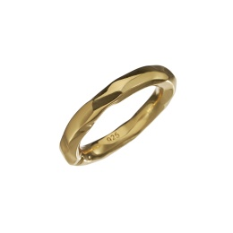 Ring Raw - Gold