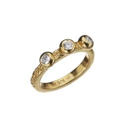 Ring Sea Ball - Gold