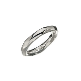 Ring Raw - Silver