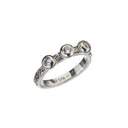 Ring Sea Ball - Silver