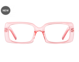 Wilma - Pink Transparent