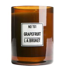 Doftljus - Grapefrukt