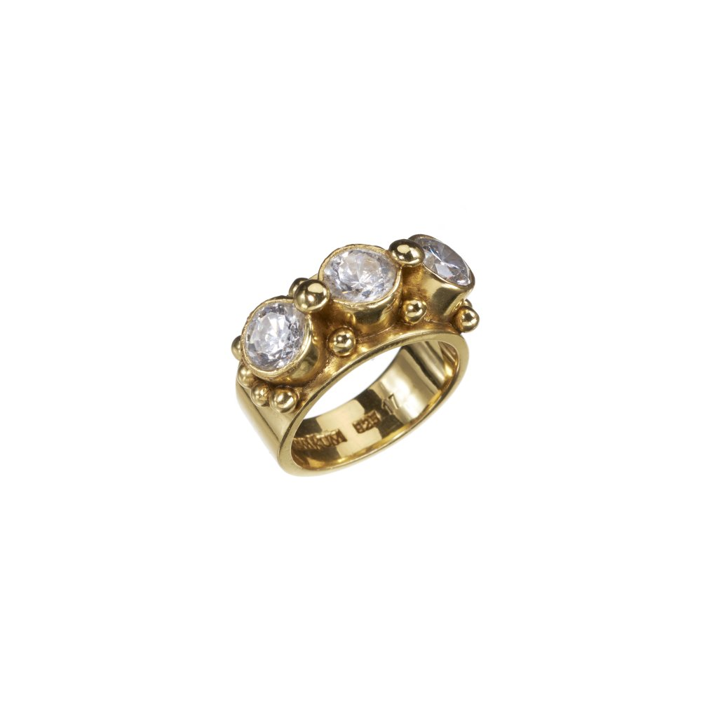 Ring Darling Zicron - Gold