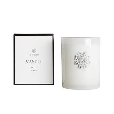Doftljus-White Liten