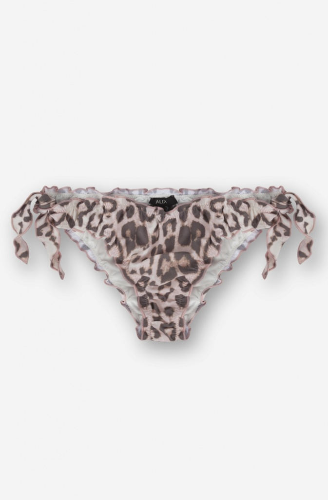 ALIX THE LABEL - Bikini Bottom Leo