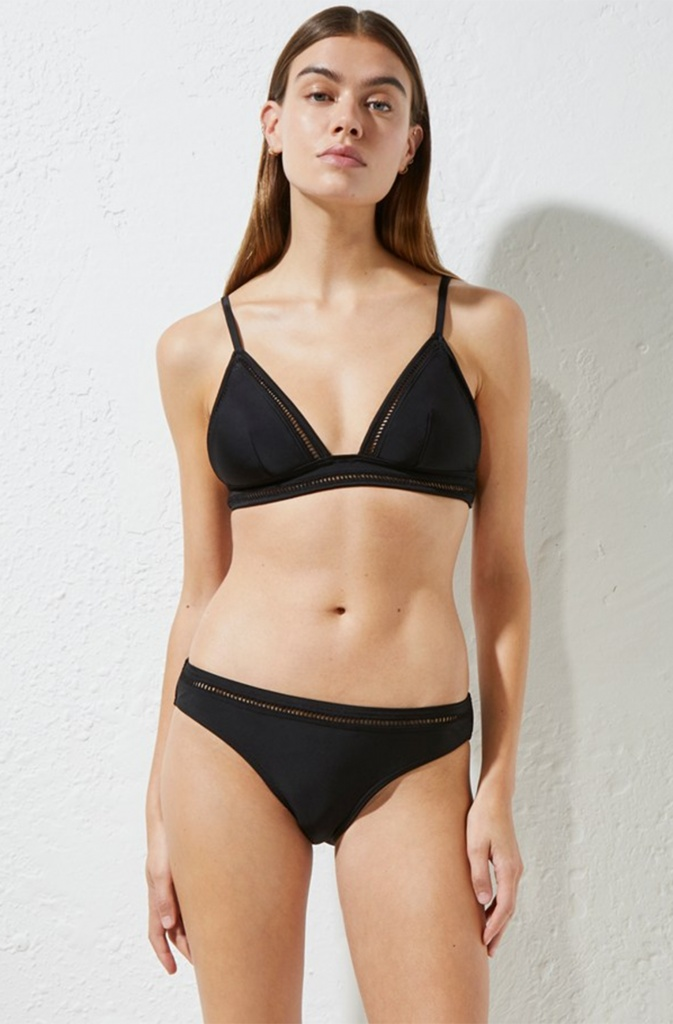 FRENCH CONNECTION - Laddered Bikini Bottom