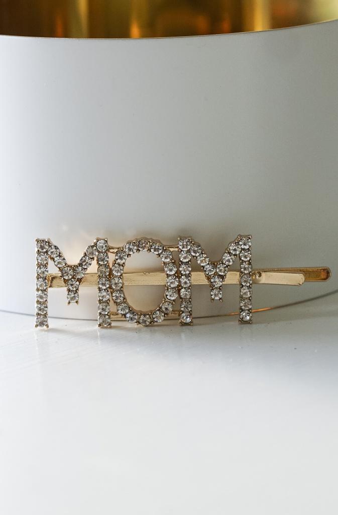 HAIRCLIP - PINS FOR HAIR MOM STRASS
