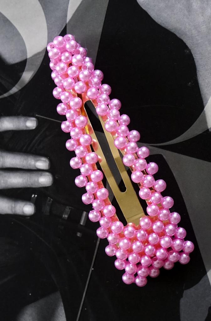 HAIRCLIP - PINS FOR HAIR PEARL