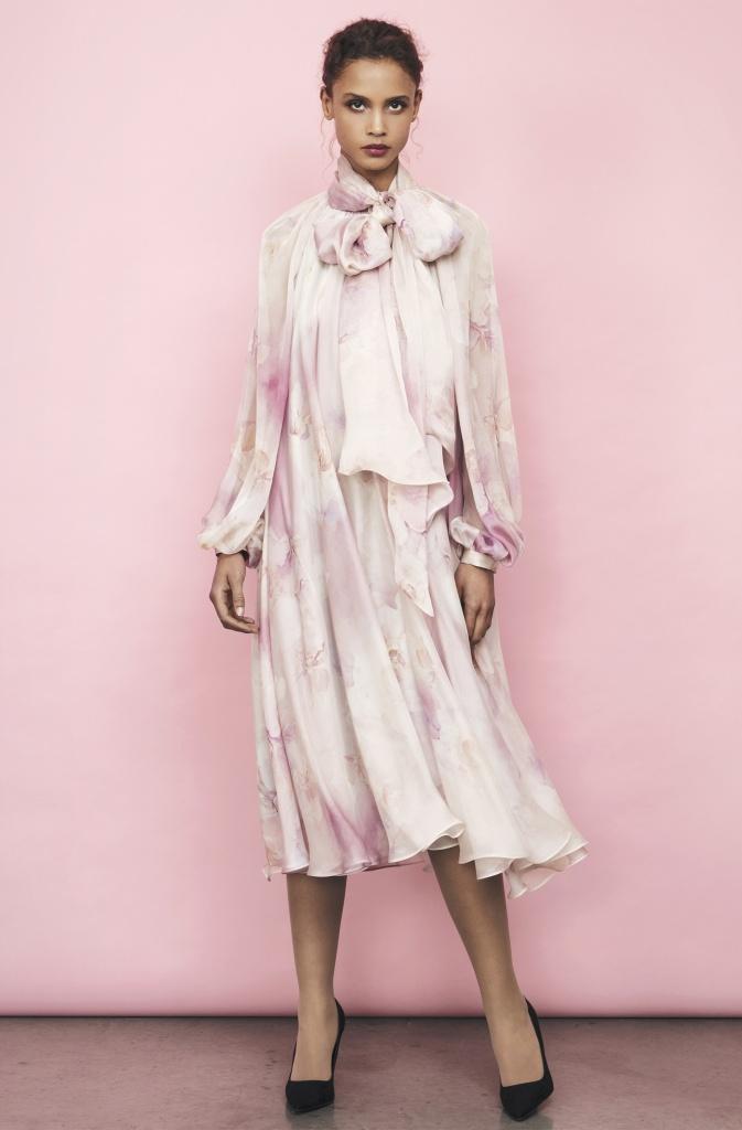 IDA SJÖSTEDT - Faridah Dress Silk