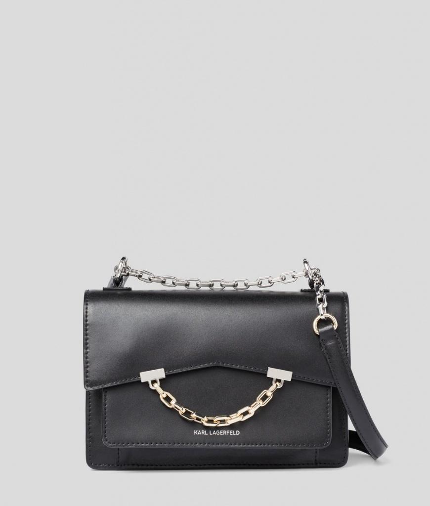 Karl Lagerfeld - K Seven Bag Black 21 x 14 x 11