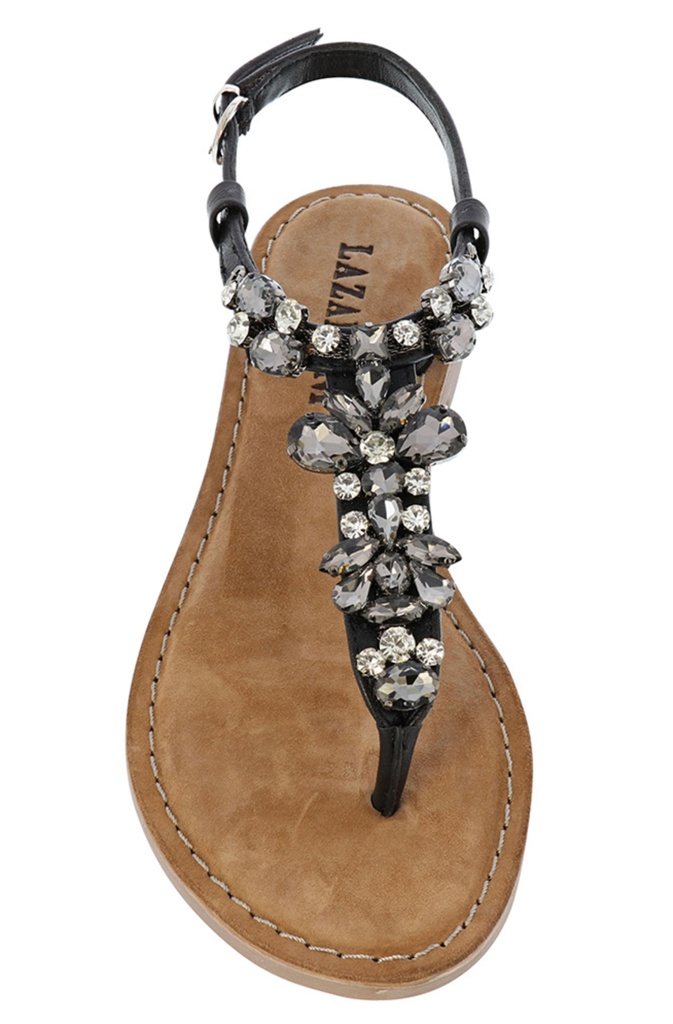 LAZAMANI - Sandals with Stones