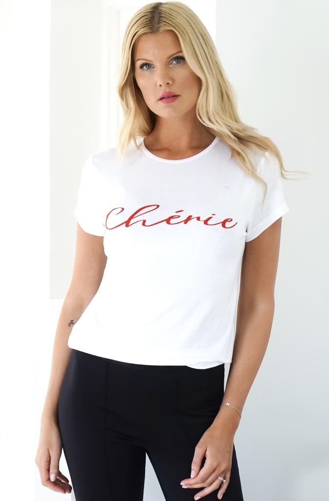RUT & CIRCLE - Cherie Tshirt