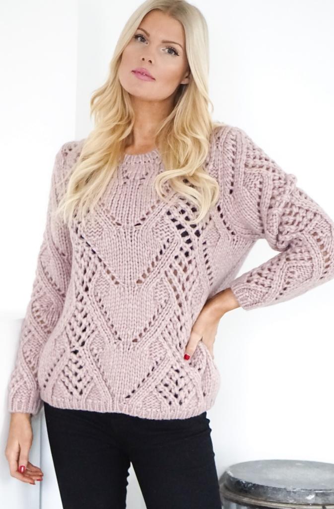 SIBIN LINNEBJERG - Bergamo Knitted Sweater
