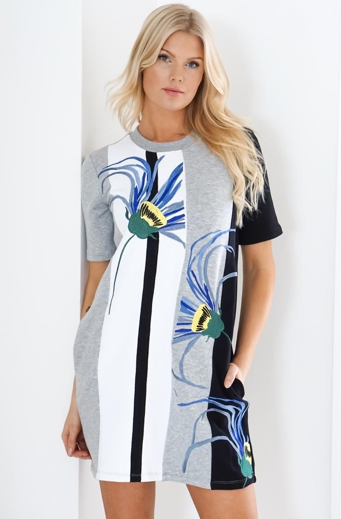 SPORTMAX - Sesia Flower Dress