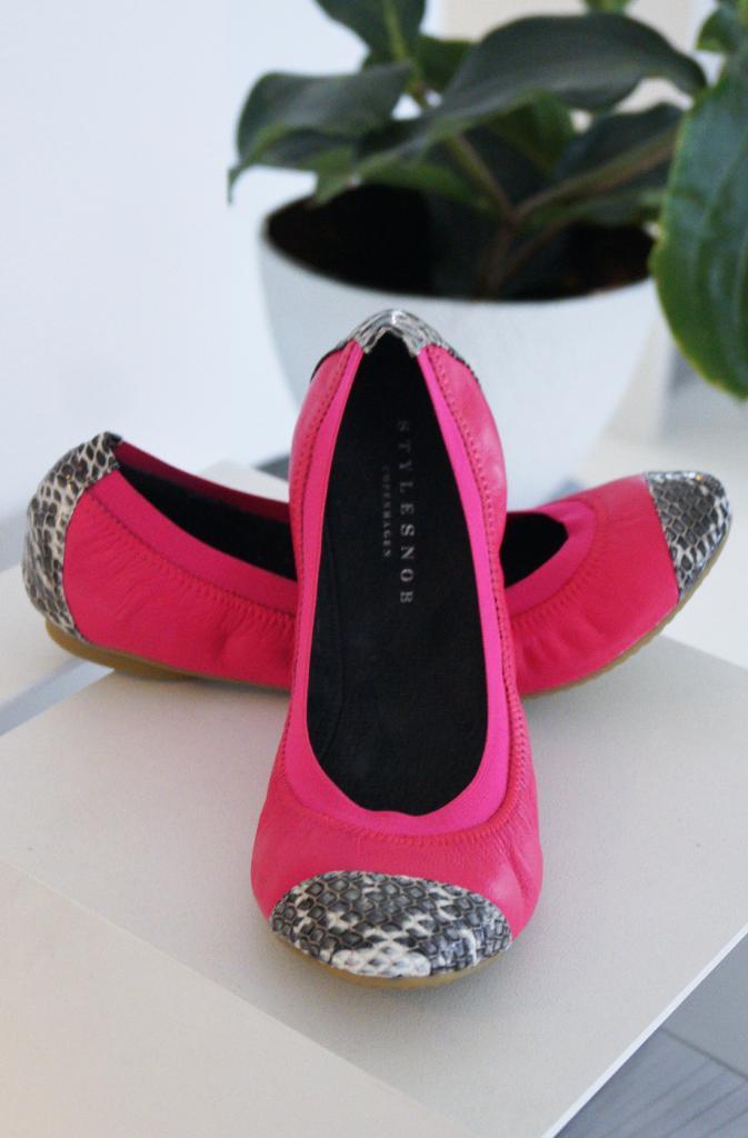 de9d568e022a Stylesnob - Sadie Ballerina - Plain Vanilla AB