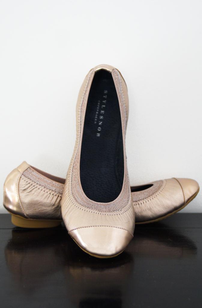 2b49932473c3 Stylesnob - Ballerina Rosedetalj - Plain Vanilla AB
