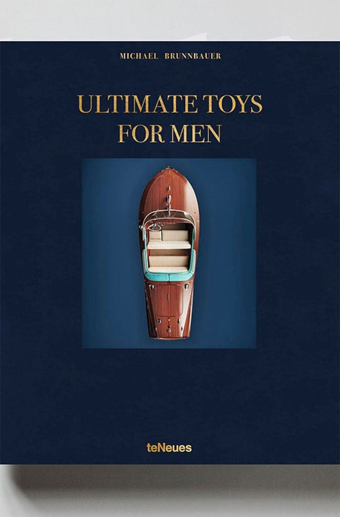 ULTIMATE TOYS FOR MEN - Book