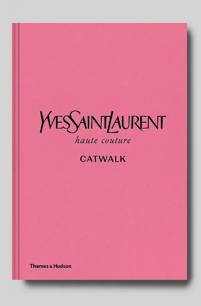 NEW MAGS - Yves Saint Laurent Catwalk