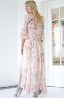 TWINSET - Floral Georgette Long Dress