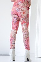 GUSTAV - Printed Stretch Pants