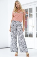 ALIX THE LABEL - Striped Leo Pant