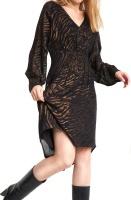 ALIX THE LABEL - Tiger Chiffon Dress