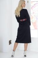 COPENHAGEN MUSE - Skjortklänning med två bälten