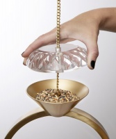 GARDEN GLORY - Diamond Bird Feeder