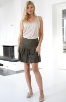 FINE CPH - Rosie Suede Skirt