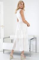 FINE COPENHAGEN - Roi Long Dress