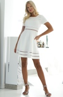 FRENCH CONNECTION - Summer White Dress
