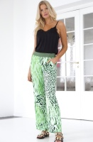 GUSTAV - Wide Leg Leo Pants
