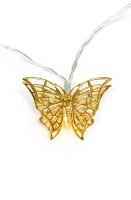 GYNNING DESIGN - Ljusslinga Butterfly  Inomhus
