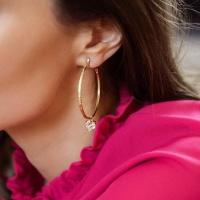 CAROLINE SVEDBOM - Heart Loop Earring
