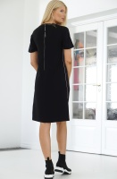 KARL LAGERFELD - Snap Side Dress