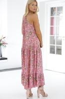 KARMAMIA - Siloh Dress Pink Bloom